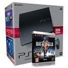 PS3 (320 ГБ) + Battlefield 3
