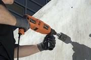 Сверление отверстия под подрозетник в бетоне ( d=70мм)