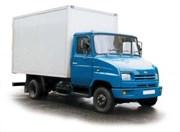 Грузовой ЗИЛ Бычок фургон