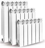 Демонтаж радиатора (алюминиевого)