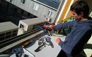 Стандартный монтаж (настенного типа) от 3,5 кВт до 5,2 кВт