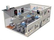 Стандартный монтаж (канального типа) от 9,5 кВт до 12 кВт