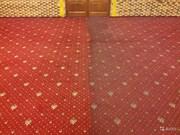 Химическая чистка ковровых покрытий 40м2