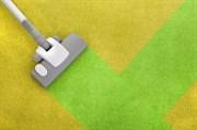 Химическая чистка ковровых покрытий более 50м2