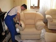 Химическая чистка мебели кресло