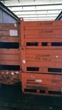 Тара металлическая промышленная ГОСТ 14861-91