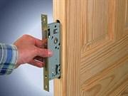 ЗАМЕНА замка на деревянной двери
