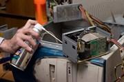 Проф-Чистка системного блока компьютера от пыли (со смазкой процессора термопастой)