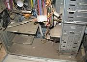 Чистка от пыли (полная разборка, удаление пыли, смазка процессора термопастой, замена термопрокладок)
