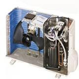 Ремонтные работы внешнего блока замена двигателя вентилятора