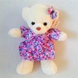 Медведь Полина Белый 45см