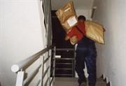 Подъем/спуск мусора на 1 этаж