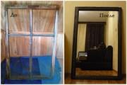 Реставрация рамки для зеркала