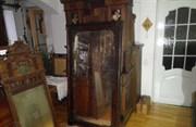 Реставрация косметическая старинной и современной мебели на дому