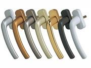 Замена ручек ручка оконная цветная для ПВХ