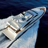 Яхта Ferretti (52 фута)