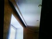 Натяжной потолок Бельгия 5,0;4,0, глянец белый м кв