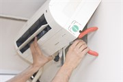 Демонтаж оборудования внешнего или внутреннего блока от 1,5 кВт до 5,5 кВт