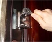 Регулировка двери входной