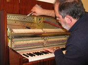 Настройка пианино, рояля