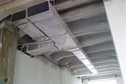Установка узла вытяжки в систему вентиляции