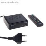 ТВ-приставка DVB-T2 ресивер Rolsen RDB-517A   1103299