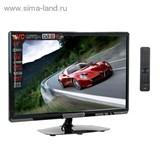 """Телевизор ЖК JVC LT-22M445, 22"""", LED-подсветка, USB   1059613"""