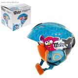 Шлем зимний, лыжи, сноуборд Furby, р-р S (48-54см)